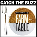 The Sustainable Buzz Locavore Edition!