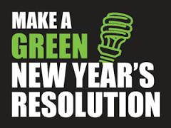 "It's not too late to make a ""green"" resolution for 2016!"