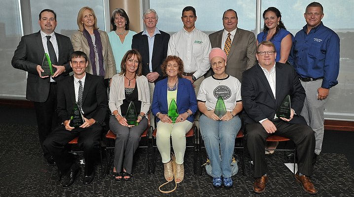 2015 Sustainable Business Awards Winners