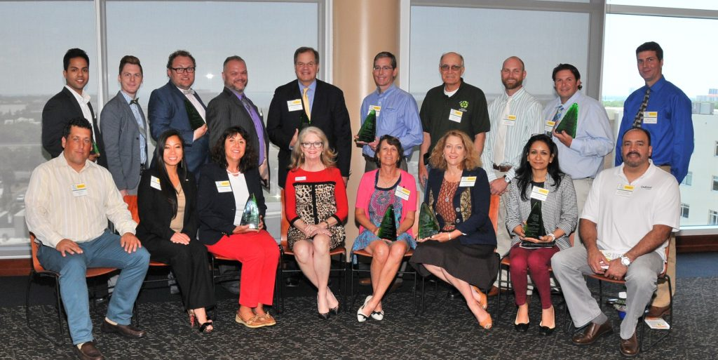 2016 Sustainable Business Awards Winners