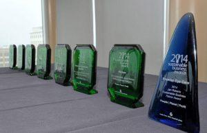 2014 Sustainable Business Awards