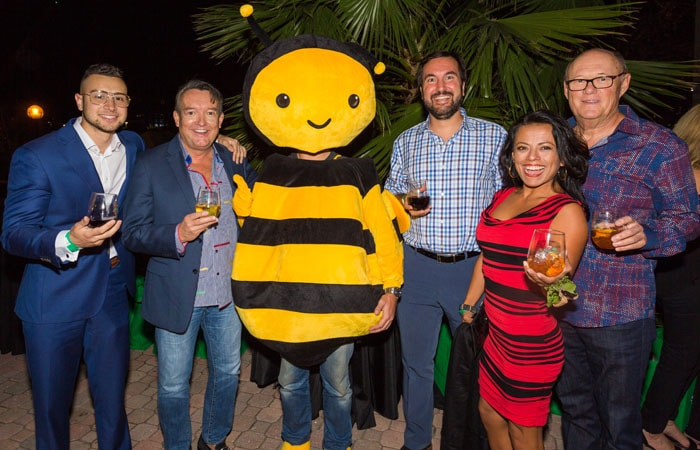 Sustainable Buzz party with the Bee