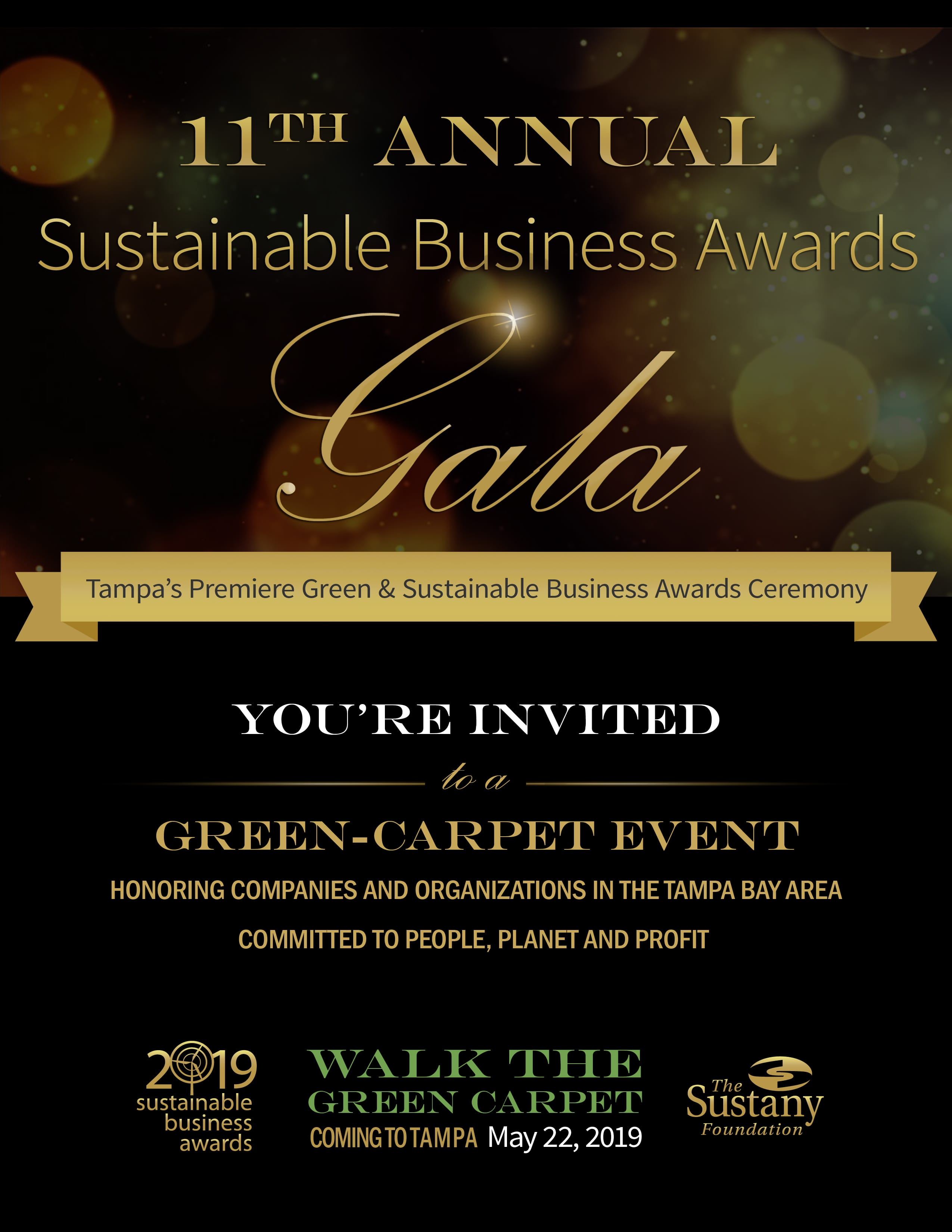 May 22 Sustainability event Tampa
